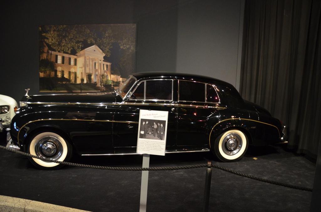 1961 Rolls Royce Phantom
