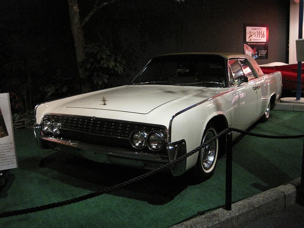 1963 Lincoln ContinentalMark 5