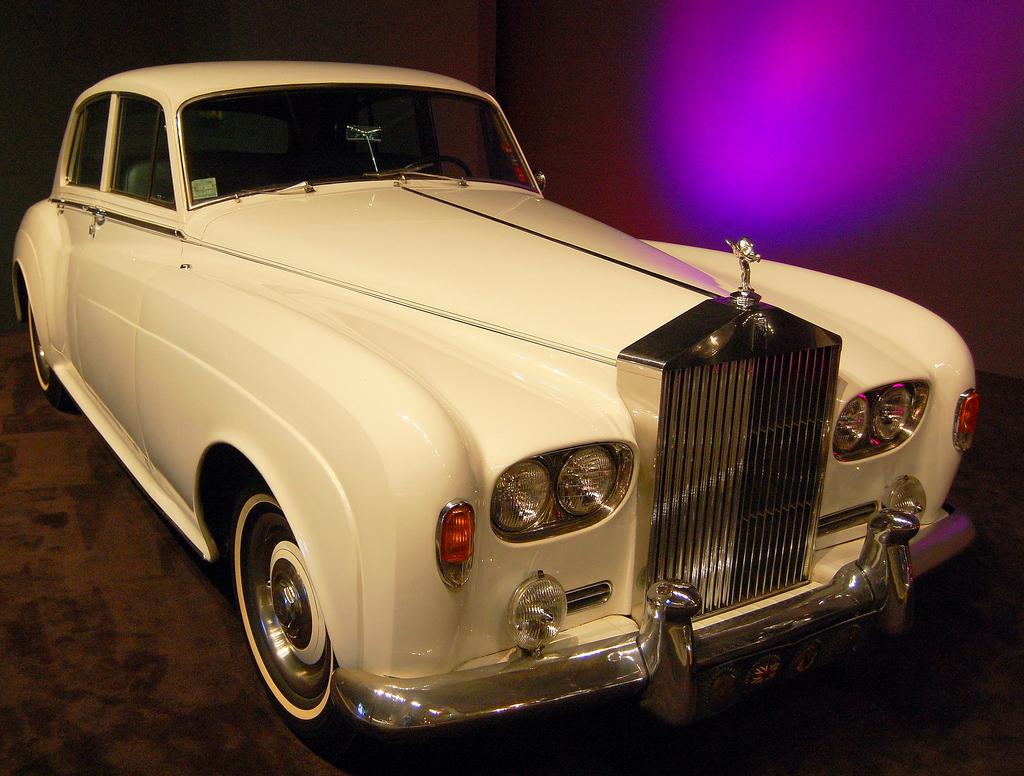 1966Rolls SilverCloud 111