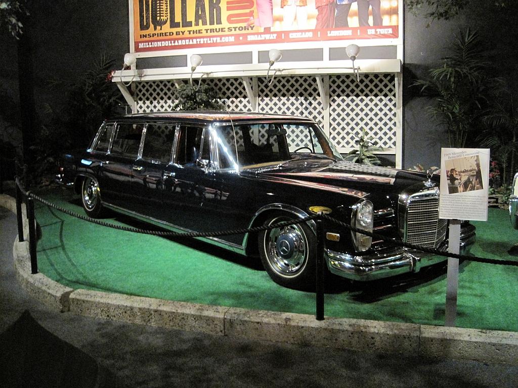 1969 Mercedes Benz 600 Limousine