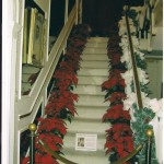 After 30 yra.This staircase to Elvis\' Bedroom is still Private