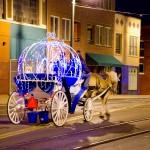 Cinderellas Carriage around Beale Street
