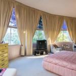 ELvis and Priscilla Honeymood Bedroom in Palm Springs