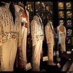 Elvis Suits in Museum Graceland