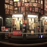Part of Trophy Room with Elvis Stage Suits