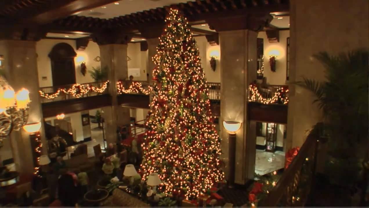Peabody Hotel Christmas 2006