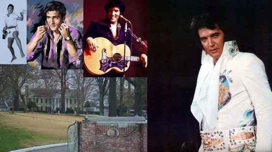 Elvis remains Top Earning Dead Celebrities for 2015  (by Jack Denis)